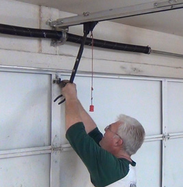 Garage Door Spring Repair - Redwood City, CA